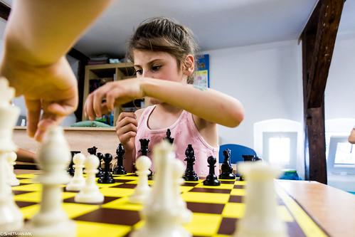 IX Turniej Szachowy o Mistrzostwo Przedszkola Europejska Akademia Dziecka-24