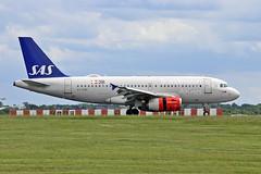 OY-KBP Airbus A.319-131 SAS STN 09-06-19 (PlanecrazyUK) Tags: egss londonstansted stn stanstedairport londonstanstedairport oykbp airbusa319131 sas 090619