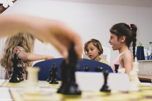 IX Turniej Szachowy o Mistrzostwo Przedszkola Europejska Akademia Dziecka-20