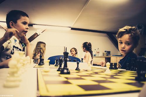 IX Turniej Szachowy o Mistrzostwo Przedszkola Europejska Akademia Dziecka-19