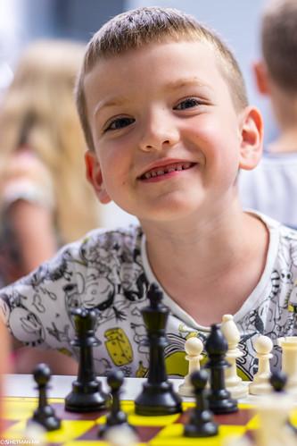IX Turniej Szachowy o Mistrzostwo Przedszkola Europejska Akademia Dziecka-16