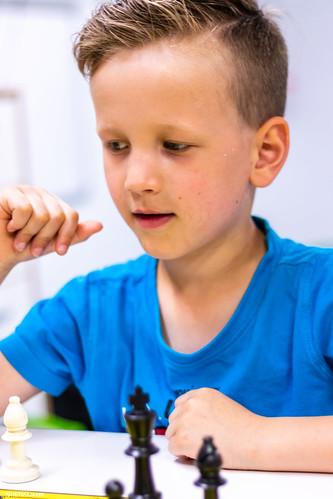 IX Turniej Szachowy o Mistrzostwo Przedszkola Europejska Akademia Dziecka-13