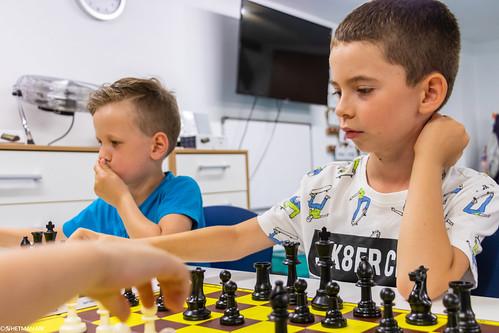 IX Turniej Szachowy o Mistrzostwo Przedszkola Europejska Akademia Dziecka-7