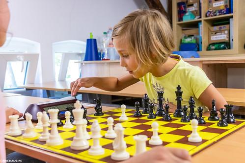 IX Turniej Szachowy o Mistrzostwo Przedszkola Europejska Akademia Dziecka-4