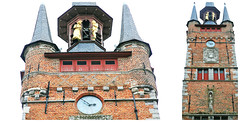 Beffroi, Kortrijk (Courtrai) Flandre Occidentale, Belgium (claude lina) Tags: claudelina belgium belgique belgië kortrijk courtrai flandreoccidentale architecture beffroi