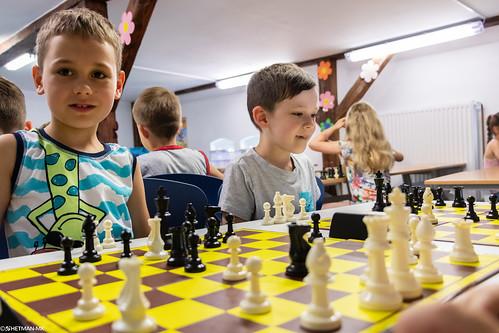 IX Turniej Szachowy o Mistrzostwo Przedszkola Europejska Akademia Dziecka-36