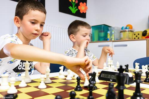 IX Turniej Szachowy o Mistrzostwo Przedszkola Europejska Akademia Dziecka-34