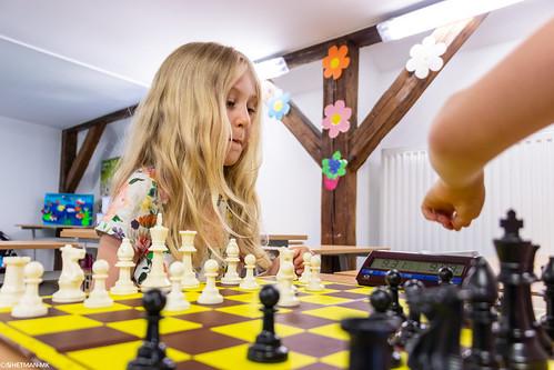 IX Turniej Szachowy o Mistrzostwo Przedszkola Europejska Akademia Dziecka-23