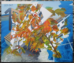 Angle of view (SERGEY AKRAMOV) Tags: sergeyakramov сергейакрамов graffiti graffuturism postgraffiti art artwork acrylic abstract abstraction aerosol acryl paint painting paper contemporary contemporaryart composition canvas fineart sprayart streetart