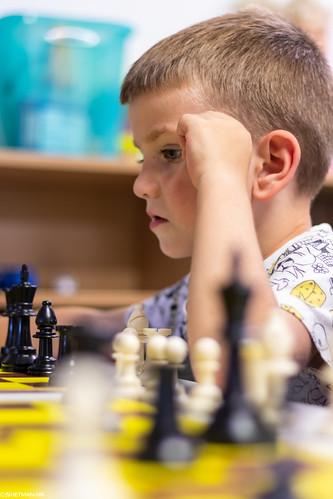 IX Turniej Szachowy o Mistrzostwo Przedszkola Europejska Akademia Dziecka-15