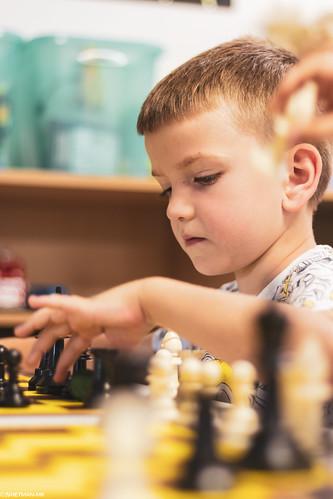 IX Turniej Szachowy o Mistrzostwo Przedszkola Europejska Akademia Dziecka-14