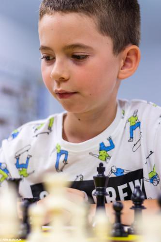 IX Turniej Szachowy o Mistrzostwo Przedszkola Europejska Akademia Dziecka-12