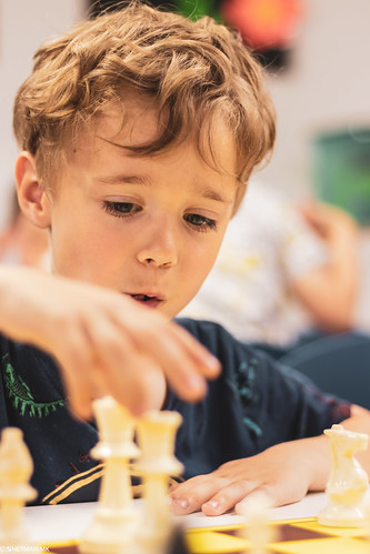 IX Turniej Szachowy o Mistrzostwo Przedszkola Europejska Akademia Dziecka-10