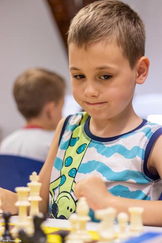 IX Turniej Szachowy o Mistrzostwo Przedszkola Europejska Akademia Dziecka-8