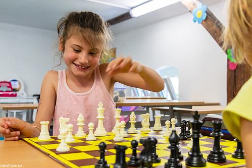 IX Turniej Szachowy o Mistrzostwo Przedszkola Europejska Akademia Dziecka-3