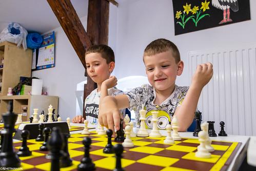 IX Turniej Szachowy o Mistrzostwo Przedszkola Europejska Akademia Dziecka-40