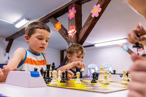 IX Turniej Szachowy o Mistrzostwo Przedszkola Europejska Akademia Dziecka-38