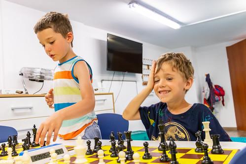 IX Turniej Szachowy o Mistrzostwo Przedszkola Europejska Akademia Dziecka-31