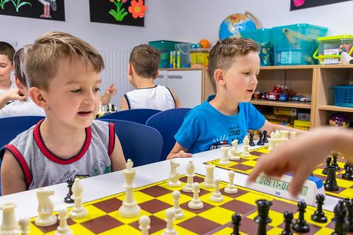 IX Turniej Szachowy o Mistrzostwo Przedszkola Europejska Akademia Dziecka-29
