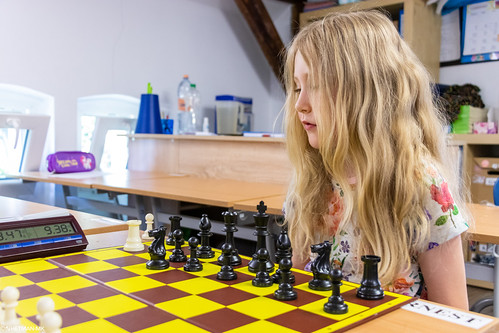 IX Turniej Szachowy o Mistrzostwo Przedszkola Europejska Akademia Dziecka-28