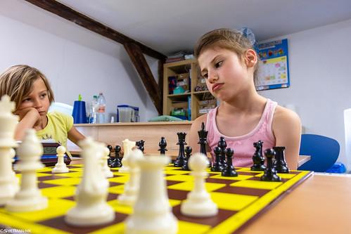 IX Turniej Szachowy o Mistrzostwo Przedszkola Europejska Akademia Dziecka-25