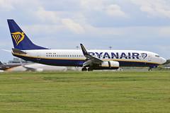 EI-DPK Boeing 737-8AS Ryanair STN 09-06-19 (PlanecrazyUK) Tags: egss londonstansted stn stanstedairport londonstanstedairport eidpk boeing7378as ryanair 090619