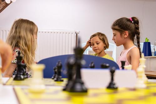 IX Turniej Szachowy o Mistrzostwo Przedszkola Europejska Akademia Dziecka-21
