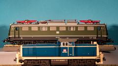 Kleine Lok Welt (Günter Hentschel) Tags: eisenbahn modellbau modelleisenbahn elok dlok spielerei hentschel flickr juni juni2019 6 2019 nikon nikond5500 d5500 deutschland germany germania alemania allemagne europa nrw