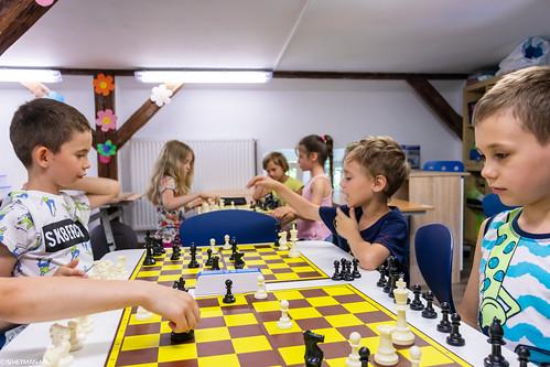 IX Turniej Szachowy o Mistrzostwo Przedszkola Europejska Akademia Dziecka-18