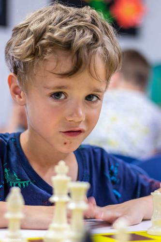 IX Turniej Szachowy o Mistrzostwo Przedszkola Europejska Akademia Dziecka-9