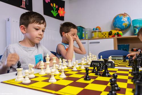 IX Turniej Szachowy o Mistrzostwo Przedszkola Europejska Akademia Dziecka-2
