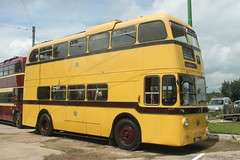 Trolleybus: Bournemouth Corporation Transport: 301 301LJ Sandtoft Trolleybus Museum (emdjt42) Tags: