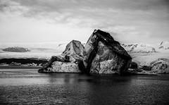 Island2018_BW0716 (schulzharri) Tags: iceland island schwarz weis black white landscape landschaft nord stein stone rock felsen eis ice
