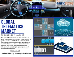 Global Telematics Market (2014-2022) (charanjitaark) Tags: globaltelematicsmarket telematicsmarketresearchreport telematicsmarketanalysis telematicsmarketinsights