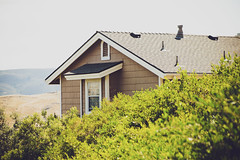 good view [Day 3820] (brianjmatis) Tags: trees building photoaday house roof home hills architecture window project365 sanluisobispo california unitedstatesofamerica