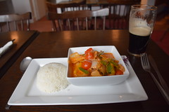 DSC_8757 (photographer695) Tags: the exchange english pub brigg north lincolnshire excellent thai food red duck curry