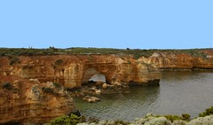 The Great Ocean Road - Boat Bay (Uhlenhorst) Tags: 2013 australia australien landscapes landschaften travel reisen