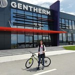 Gentherm-bicycle award to best environmental idea by