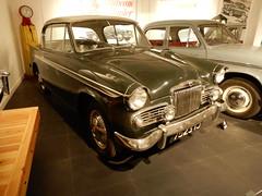 1960 Sunbeam Rapier Series III (andrewgooch66) Tags: classic vintage veteran heritage preserved car cars saloon estate hatchback cabriolet sportster roadster limousine