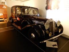 1947 Daimler Limousine (andrewgooch66) Tags: classic vintage veteran heritage preserved car cars saloon estate hatchback cabriolet sportster roadster limousine