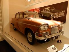 1963 Humber Sceptre Saloon (andrewgooch66) Tags: classic vintage veteran heritage preserved car cars saloon estate hatchback cabriolet sportster roadster limousine