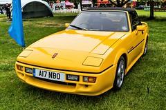 1995 Reliant Scimtar Sabre (John Tif) Tags: 1995reliantscimtarsabre 2019 crystalpalace motorsportthepalace car reliant scimitar sabre a17nbo