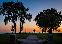 Dawn's First Light (Neil Cornwall) Tags: 2019 canada essexcounty june lakestclair lakewoodpark ontario tecumseh spring sunrise