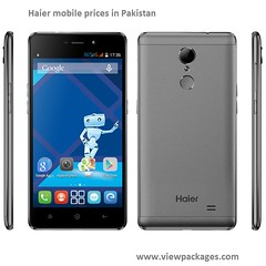 Haier mobile prices in Pakistan (aliharis6625) Tags: haiermobilespricespecsviewpackages
