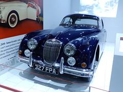 1958 Jaguar XK150 (andrewgooch66) Tags: classic vintage veteran heritage preserved car cars saloon estate hatchback cabriolet sportster roadster limousine