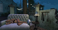I dream of whips and chains (bridgetjoshaughnessy) Tags: firestorm secondlife