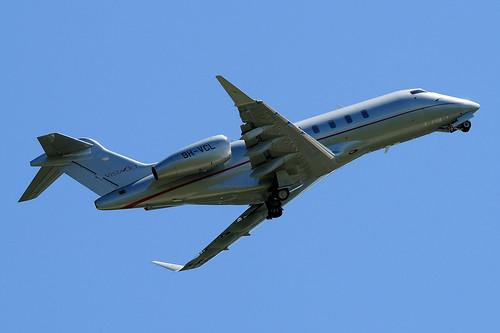 9H-VCL(cn 20606) Bombardier BD-100-1A10 Challenger 350 VistaJet Malta