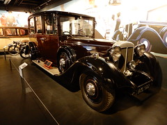 1935 Queen Mary's Daimler V12 Limousine (andrewgooch66) Tags: classic vintage veteran heritage preserved car cars saloon estate hatchback cabriolet sportster roadster limousine