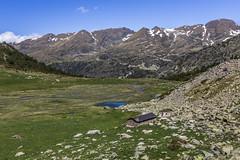 Refugi del Siscaró, Principat d'Andorra (kike.matas) Tags: canon canoneos6d canonef1635f28liiusm kikematas bassesdelsiscaró refugio valldincles canillo andorra andorre principatdandorra pirineos paisaje montañas senderismo excursión hiking lightroom6 андорра