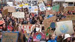 When I grow up I want to be alive- documentary movie (Vladimír Turner) Tags: fridaysforfuture ecology activism political environmental sustainable movie moviemaking prague strike students